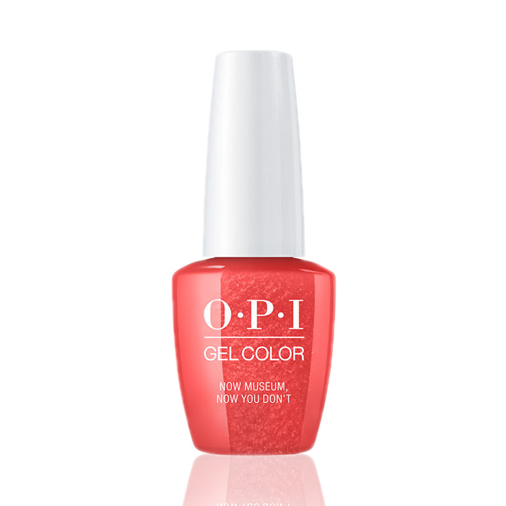 OPI Gel Colors - Now Museum, Now You Don't GC L21