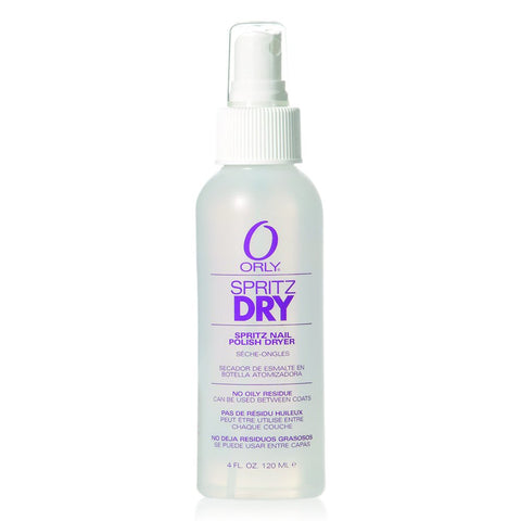 Orly Spritz Dry 4oz - 118ml