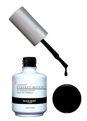 Perfect Match – Black Velvet #30
