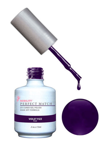 Perfect Match – Violet Fizz #31