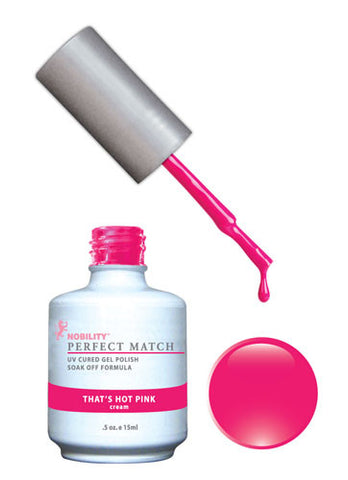 Perfect Match – That's Hot Pink #38