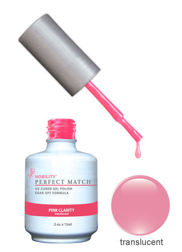 Perfect Match – Pink Clarity #54