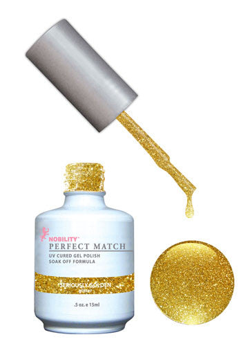 Perfect Match – Seriously Golden #56