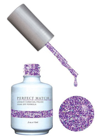 Perfect Match – Violet Vixen #136