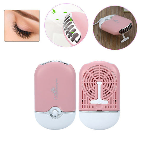 Eyelash Extension Mini Fan - Coming soon