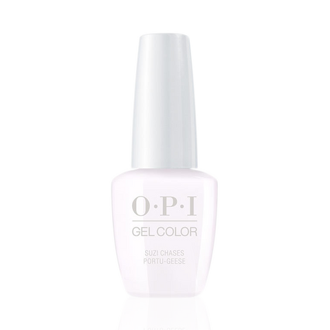 OPI Gel Colors - Suzi Chases Portu-geese GC L26