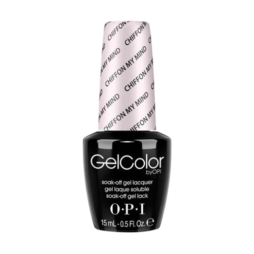 OPI Gel Colors - Chiffon My Mind - GC T63