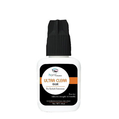 Ultra Clear Glue for Eyelash Extensions - 10ml