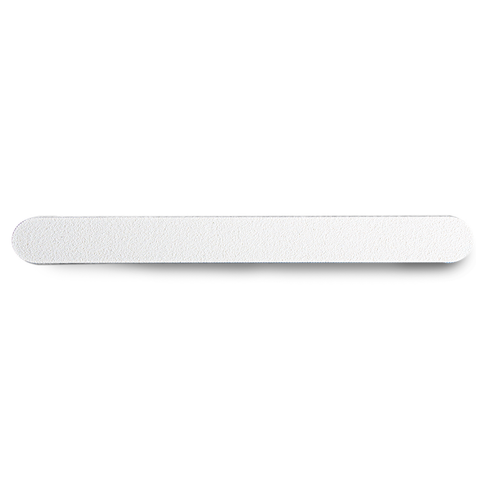 Cre8tion Nail File - Reusable- Regular - No Cushion White Sand