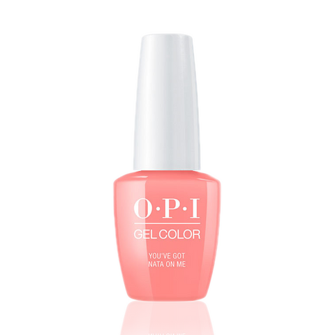 OPI Gel Colors - You've Got Nata On Me GC L17
