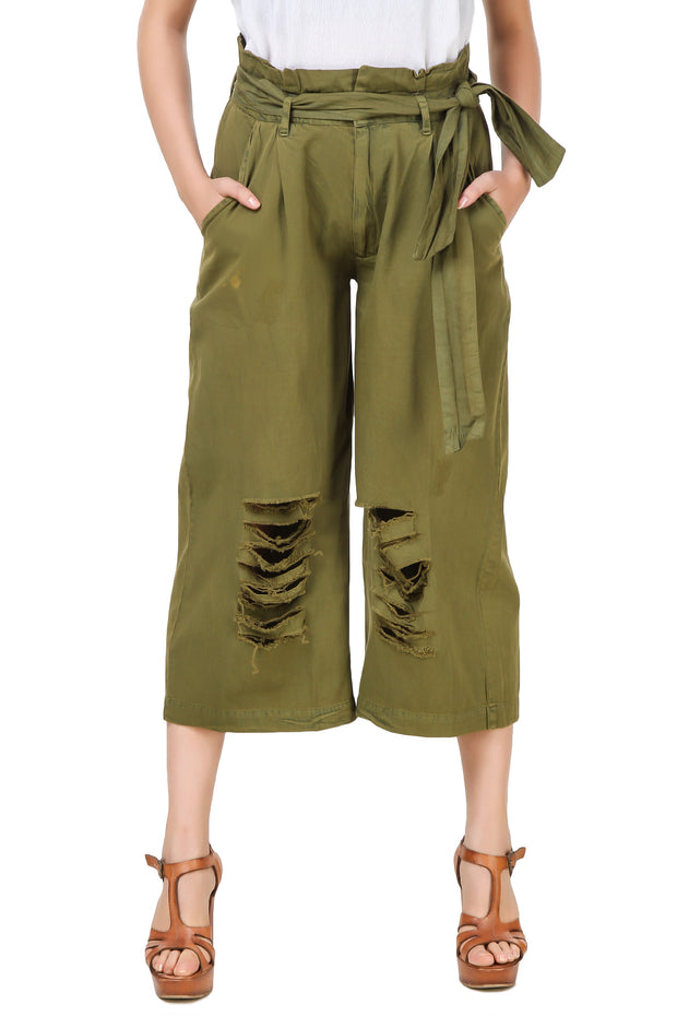 Military culottes
