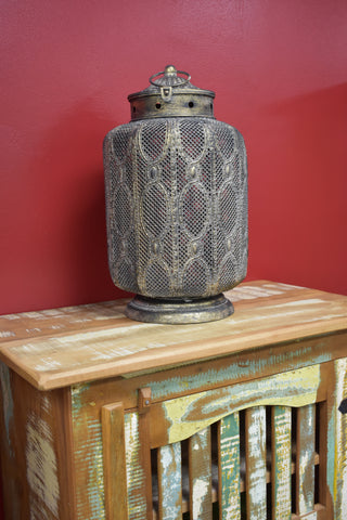 Decorative Lantern Oriental Large