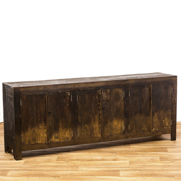 reclaimed wood sideboard, large sideboard, reclaimed wood cabinet,