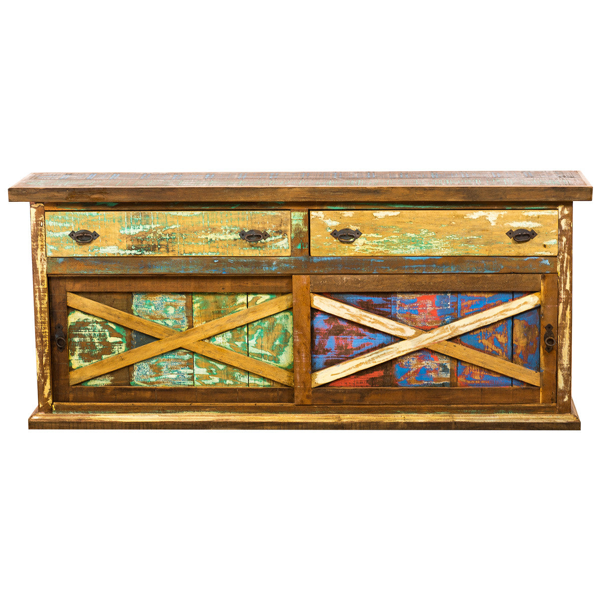 Reclaimed Wood Sideboard Save The Planet Furniture