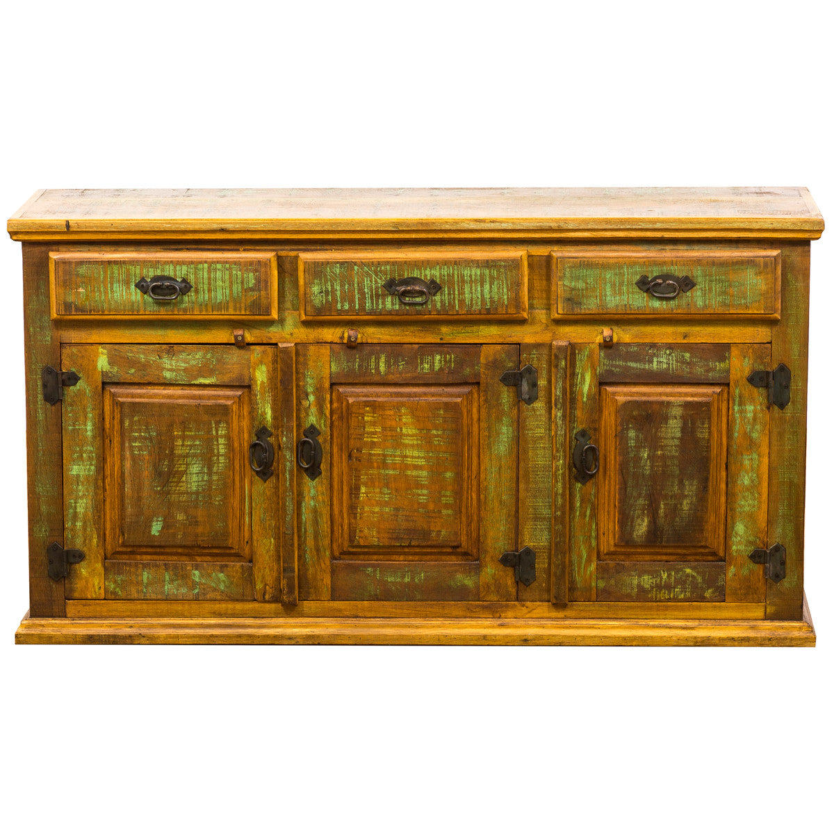 sideboard buffet wood cabinet living room dining
