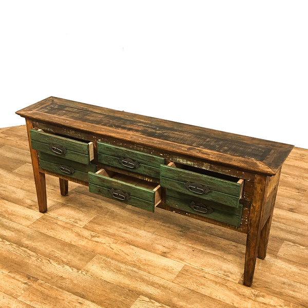 console, console table,sofa table, table, credenza, sideboard, furniture,