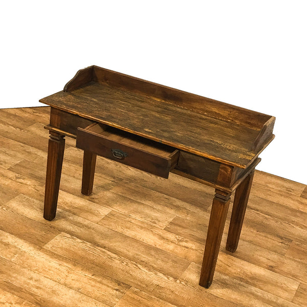 writing desk, reclaimed desk, furniture, home furniture, table,