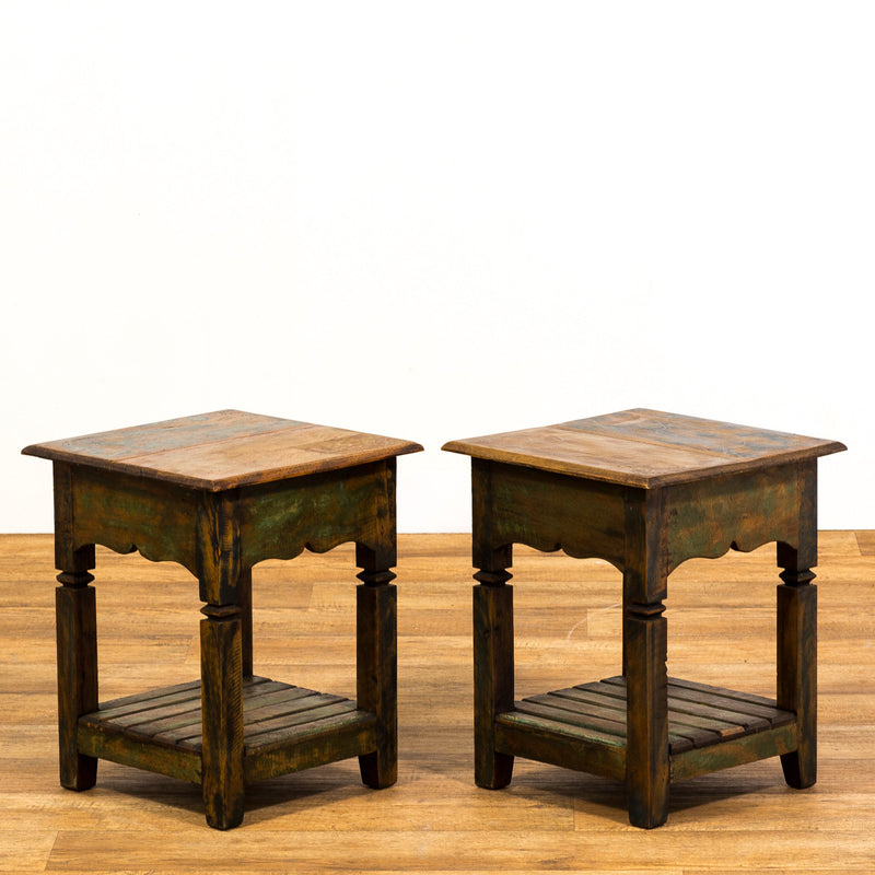 side table, end table, reclaimed wood end tables, reclaimed wood side table,
