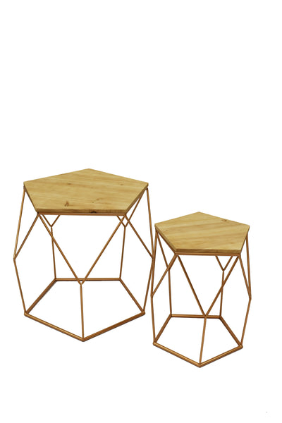 Coffee Table Zurich Set of 2