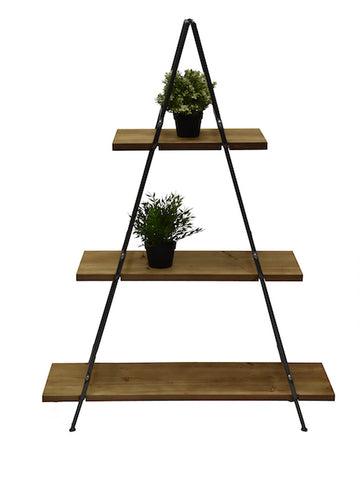 Contemporary Luxor Shelf 3 Layer