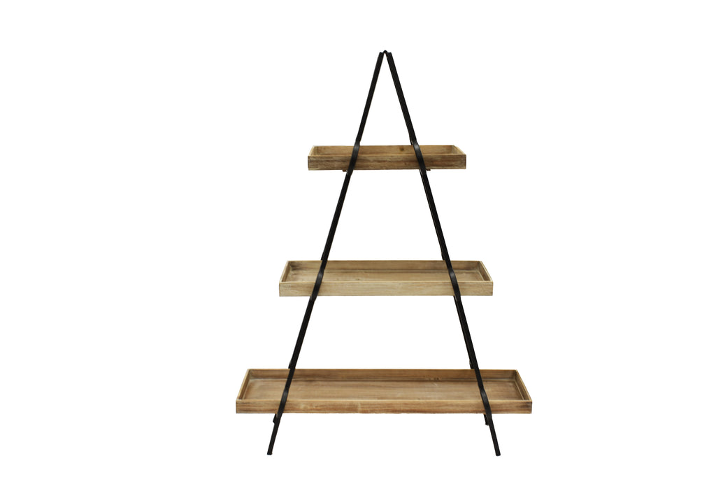 Shelf Pyramid 3 Layers FREE 4-Day Shipping