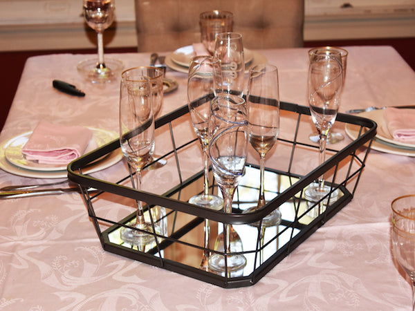 Deco Tray Mirrors Large FREE 4-Day Shipping