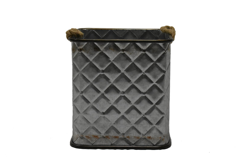 Deco Basket Square Set Of 3 FREE 4-Day Shipping
