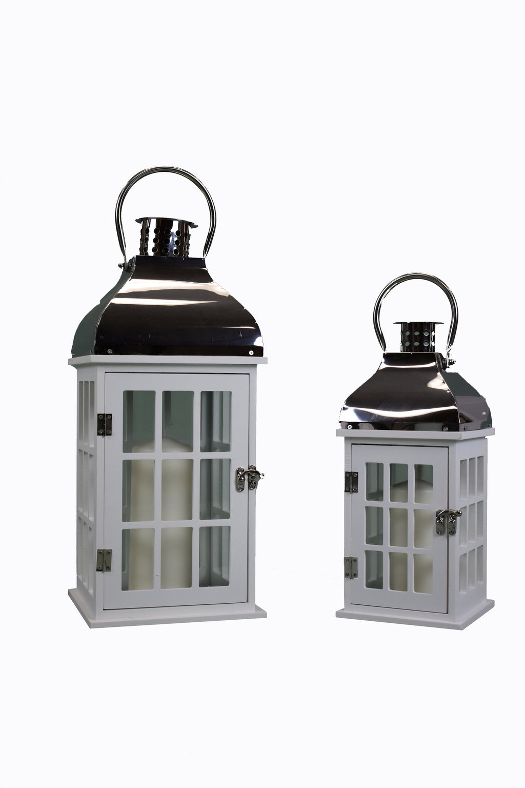 Lantern Welcome Door Set Of 2 FREE 4-Day Shipping