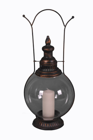 Lantern Crystal Bronze FREE 4-Day Shipping
