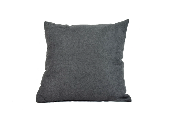 Cushion Classic Smoke Grey/Throw Pillow