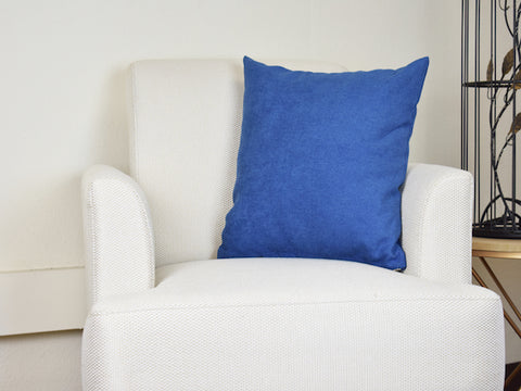 Cushion Classic Ocean Blue/Throw Pillow