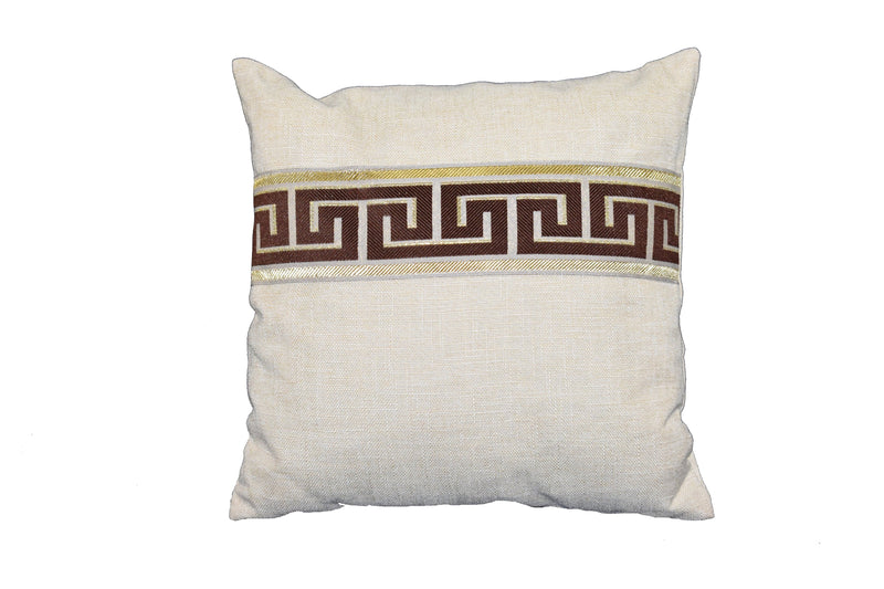 Cushion Labyrinth Design