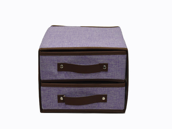 Storage Bin 2 Drawers