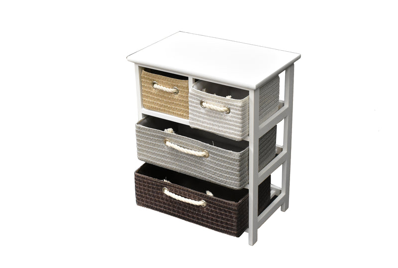 Cabinet California 4 Drawers