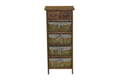 Cabinet Vienna 6 Drawers FREE 4-Day Shipping