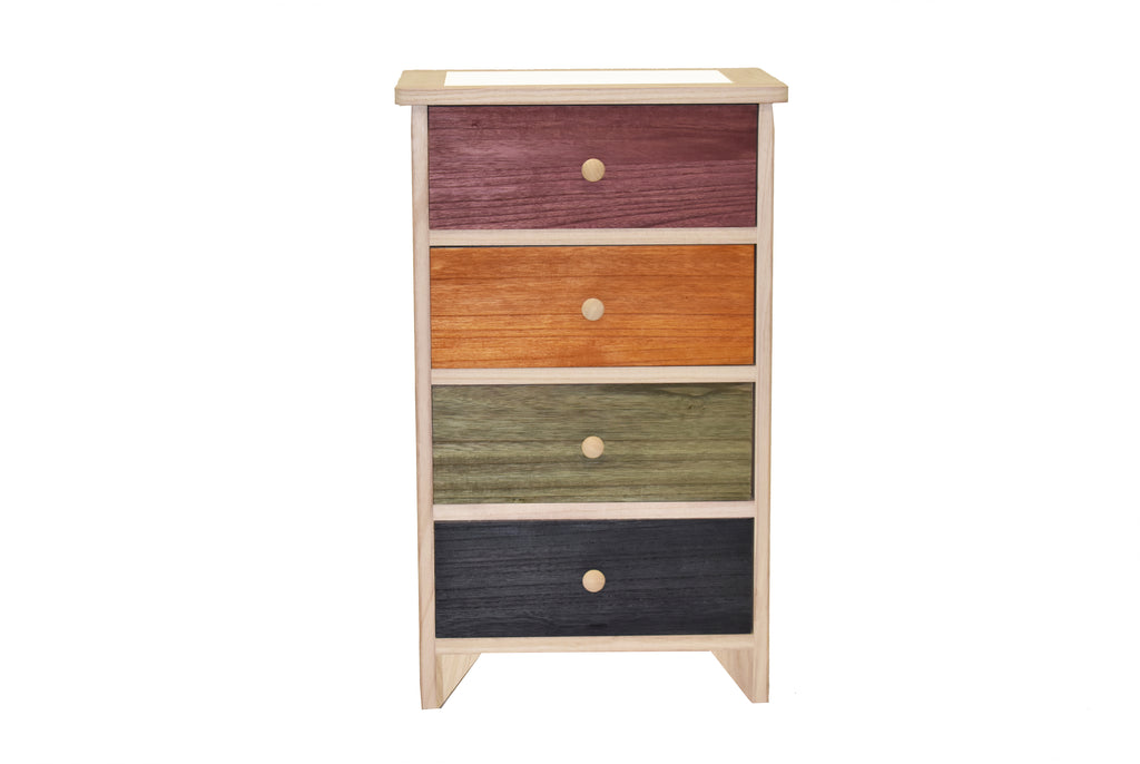 Cabinet Oslo 4 Drawers FREE 4-Day Shipping