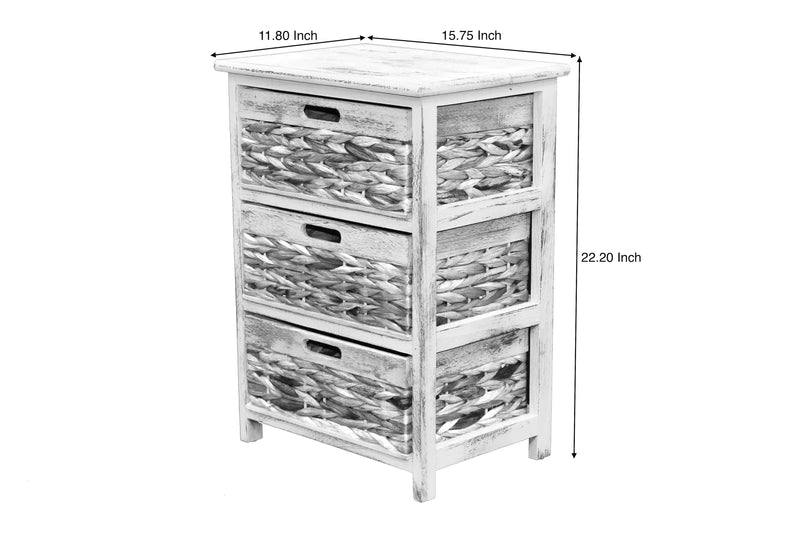 Cabinet Oxford 3 Drawers