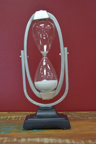 Deco Wooden Hourglass FREE 4-Day Shipping