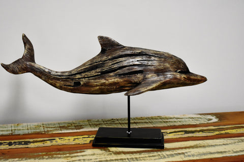 Deco Dolphin Large