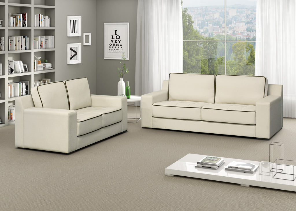 Agape 2 Piece Living Room Set
