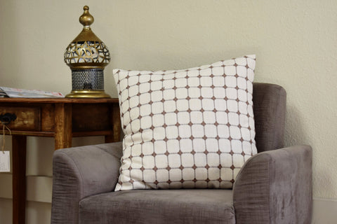Large Cushion Squares