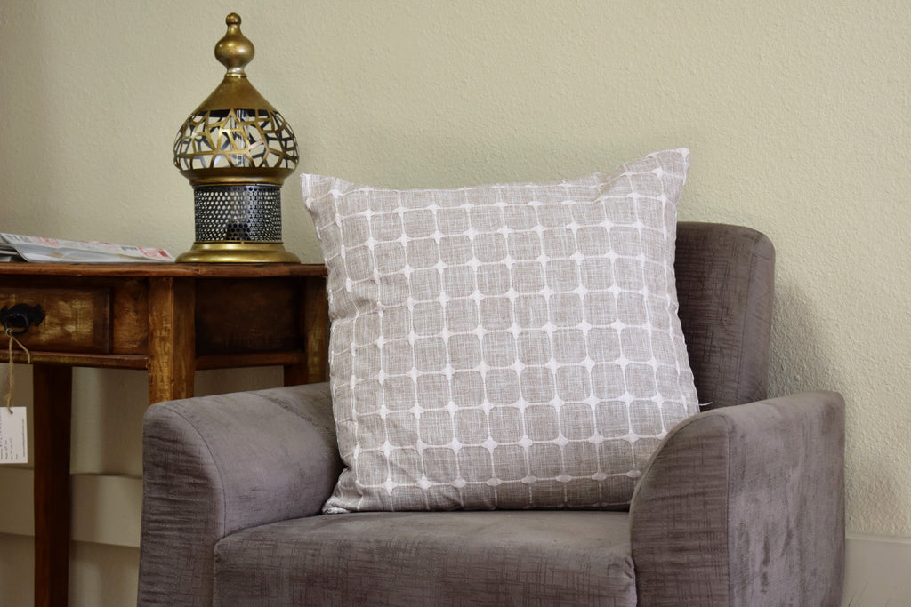 Cushion Squares  Set of 2  FREE 4-Day Shipping