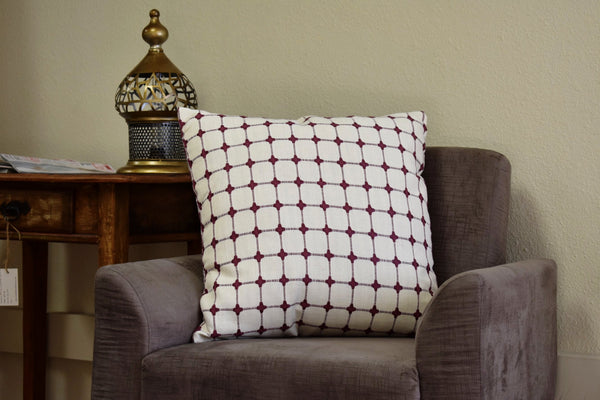 Cushion Squares/Throw Pillow  Set of 2  FREE 4-Day Shipping