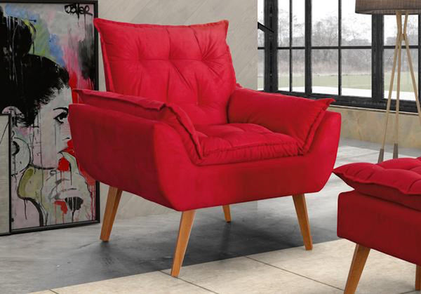 Contemporary Melissa Armchair