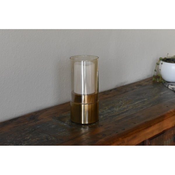 Deco Candlestick Golden FREE 4-Day Shipping