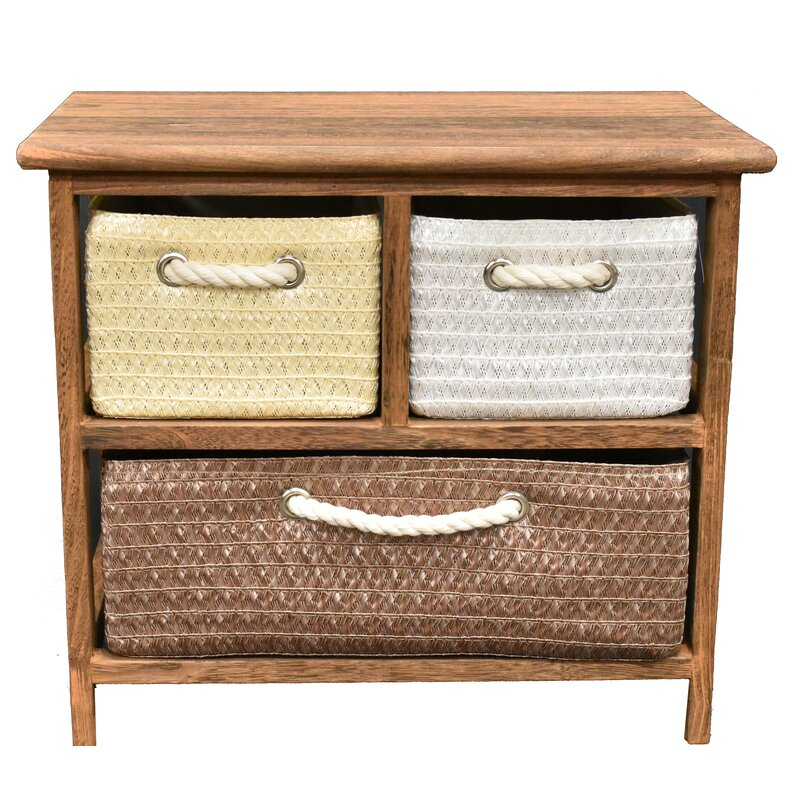 Cabinet Ibiza 3 Drawers   S      FREE 4-Day Shipping
