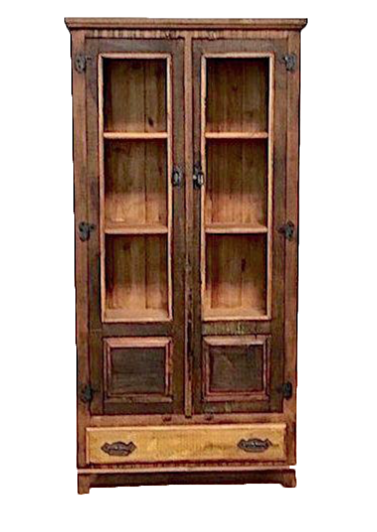 reclaimed wood display, display cabinet, home furniture, reclaimed wood,