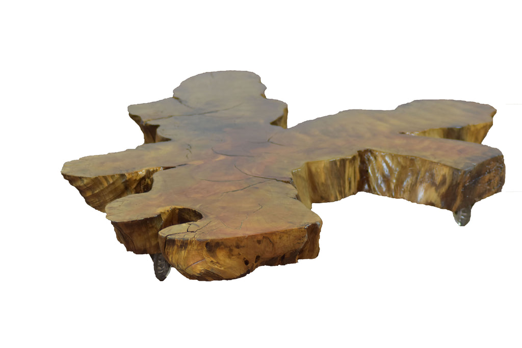 live edge coffee table,natural edge coffee table, stump table, unique form, tree root coffee table, tree root, live edge mid-century modern coffee table, mid-century coffee table, reclaimed wood coffee table, coffee table, raw edges,natural edge coffee table, mid-century modern, save The Planet Furniture, contemporary coffee Table, living room furniture, modern coffee table