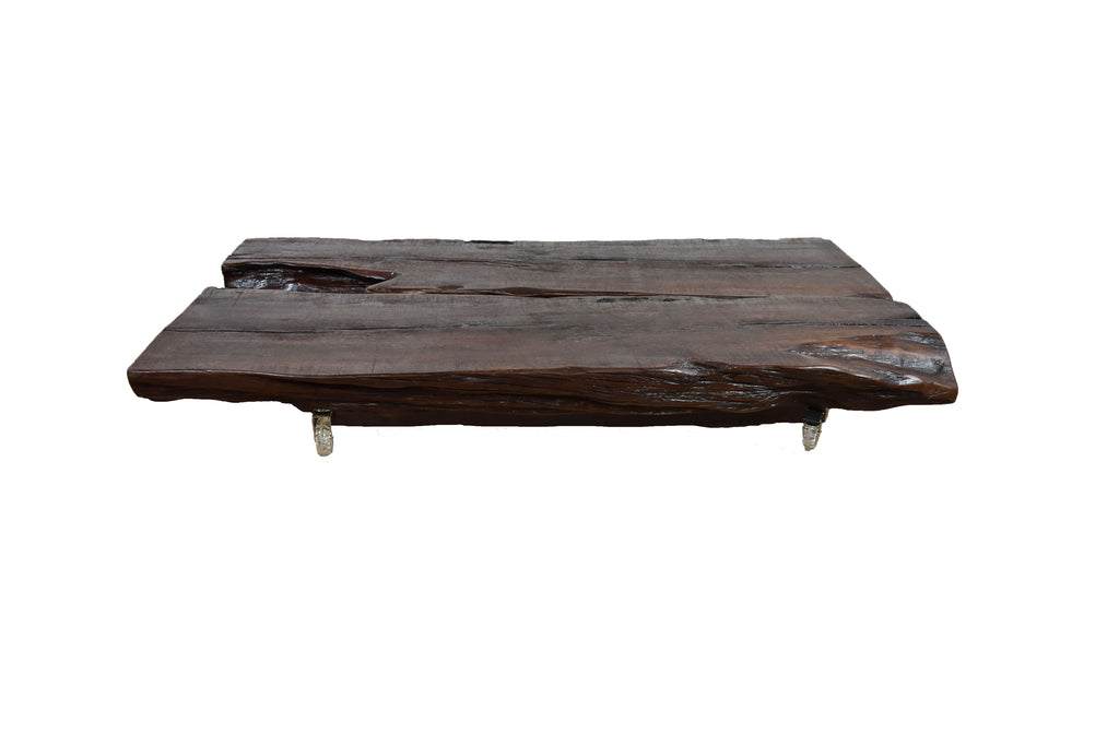 live edge coffee table, contemporary coffee table, rustic modern coffee table, coffee table on casters, live edge mid-century modern coffee table,natural edge coffe table, mid-century coffee table, reclaimed wood coffee table, coffee table, raw edges,natural edge coffee table, mid-century modern, Save The Planet Furniture