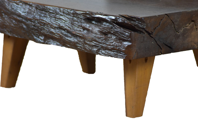 live edge coffee table, end tables, tree root nesting tables, table,